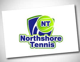 #276 para Logo Design for Northshore Tennis por logoustaad