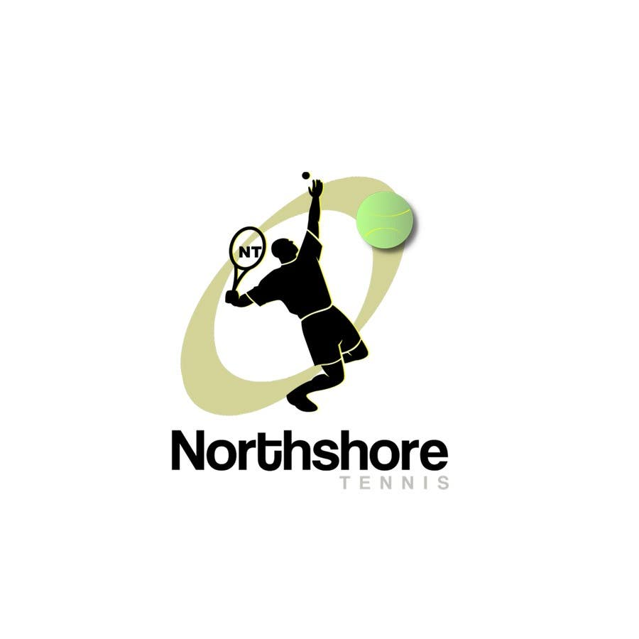 #254 for Logo Design for Northshore Tennis by disignSoft