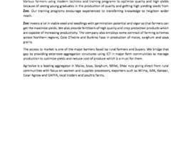 nº 17 pour Rewrite some Articles for me par DreamDesiger