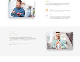 nº 10 pour Design a Website Mockup par whyssonstudio