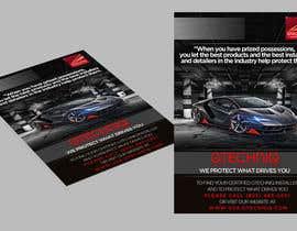 nº 127 pour Design an Automotive Advertisement par farkogfx