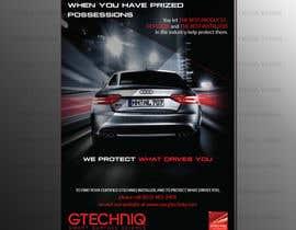 nº 154 pour Design an Automotive Advertisement par fariatanni