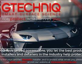 nº 146 pour Design an Automotive Advertisement par ognjennn