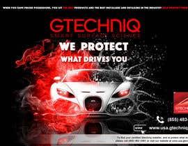nº 112 pour Design an Automotive Advertisement par jjwebdesign