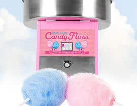 nº 20 pour Design Front panel For Cotton Candy Machine par Flywithstyle
