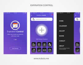nº 4 pour Android App - Graphic Design par kubulu