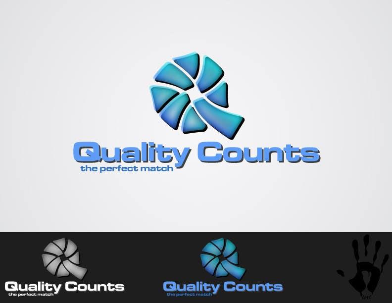 Inscrição nº 18 do Concurso para Logo Design for Quality Counts