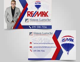 nº 4 pour Refresh a Business Card - Realtor par rafaelangellina