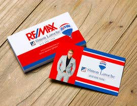 nº 17 pour Refresh a Business Card - Realtor par iqbaldbbl84
