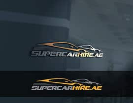 nº 75 pour Design a Logo for upcoming website SuperCarHire.ae par ikalt