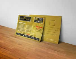 nº 14 pour Design a Post Card par thranawins