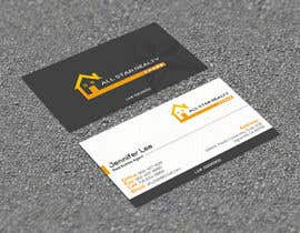 nº 311 pour Business Card Design for Real Estate Office par supersoul32