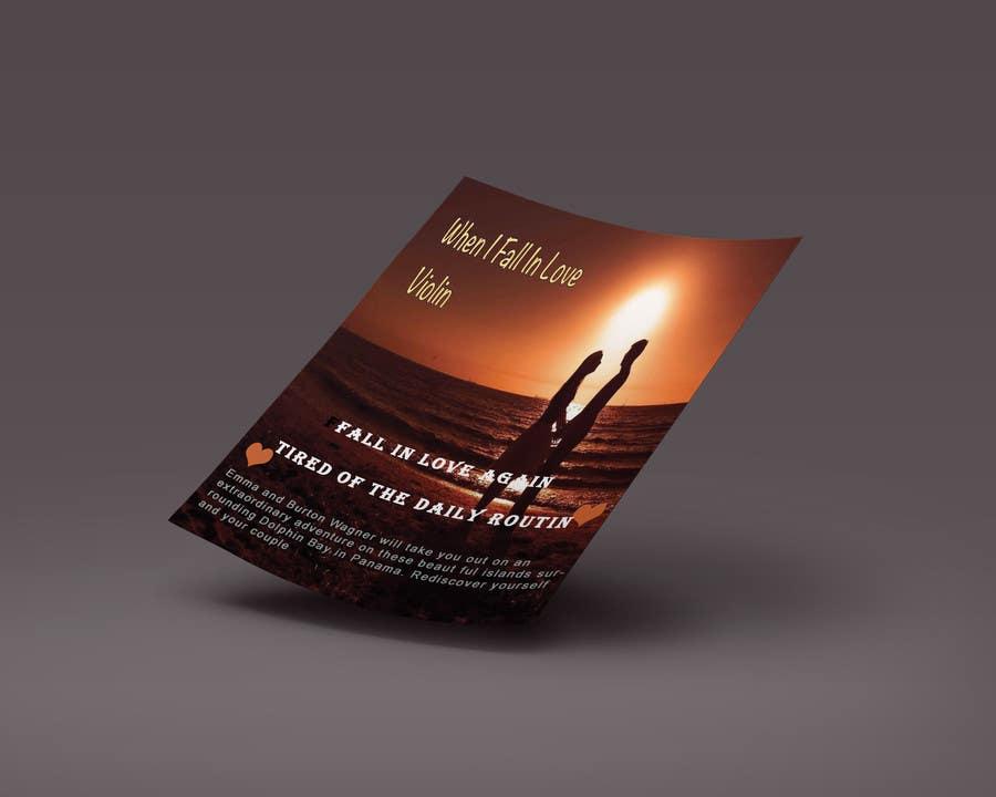 Proposition n°21 du concours design a Flyer bliss