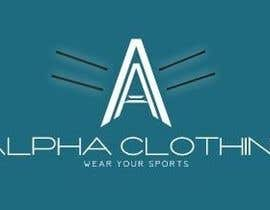 nº 36 pour Alpha clothing line par jayel5k