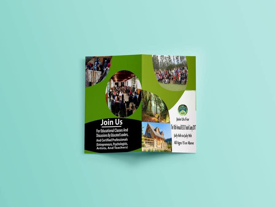 Proposition n°86 du concours Bi-folding Flyer Design