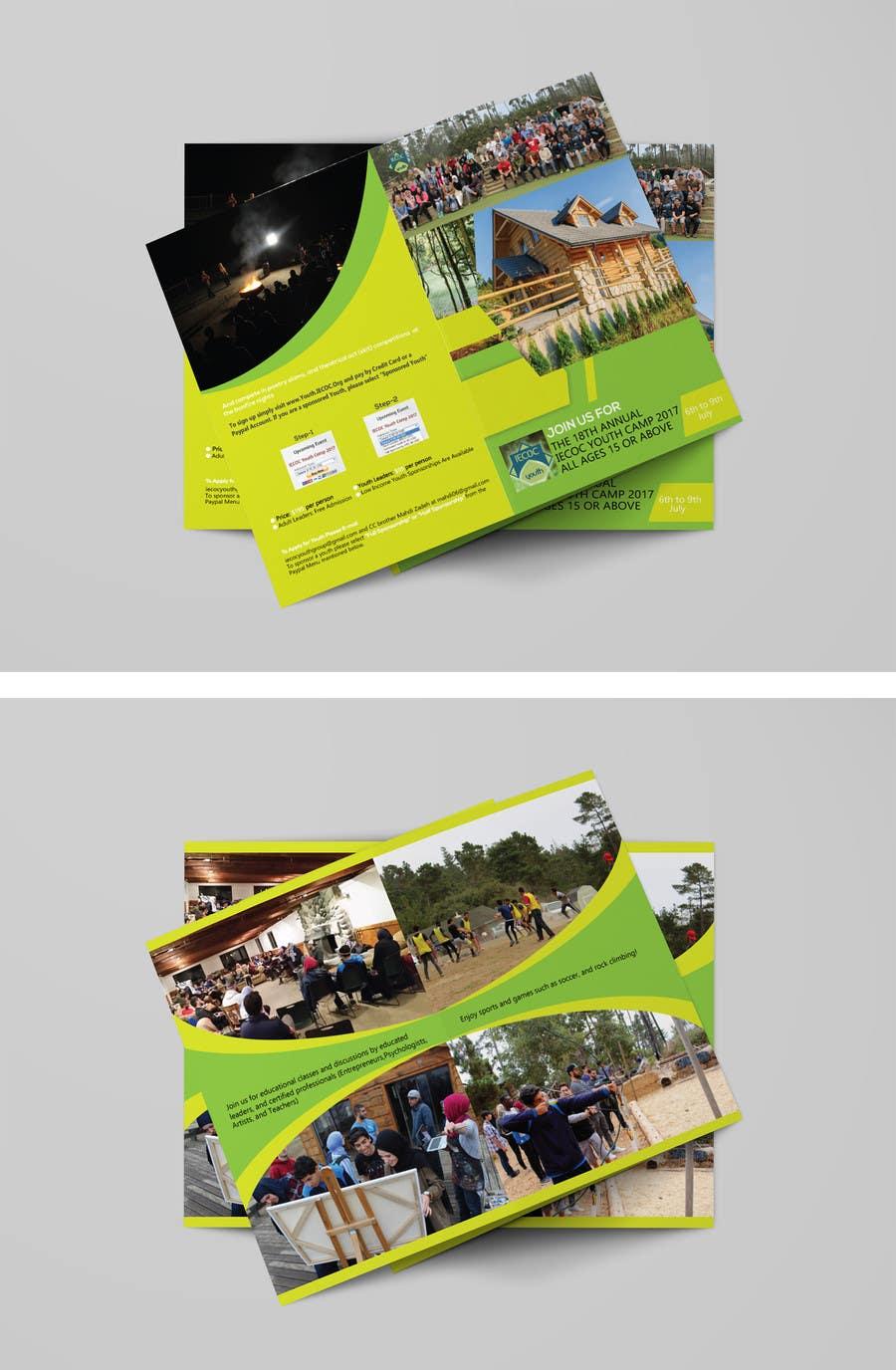 Proposition n°97 du concours Bi-folding Flyer Design