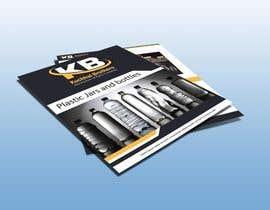 nº 6 pour Design a Brochure for Plastic Container Manufacturer par DACM312