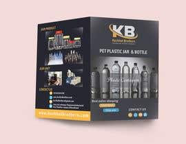 nº 4 pour Design a Brochure for Plastic Container Manufacturer par mariamsadia09