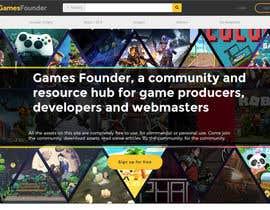 nº 43 pour Indie Game Developer Banner par Biayi81