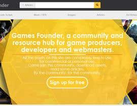 nº 25 pour Indie Game Developer Banner par sofyandfk