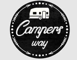 nº 47 pour Design A Camping Logo par zidifiras