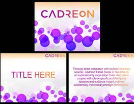 #51 for Graphic Design for PowerPoint Template by McFOX