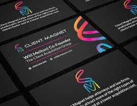 nº 56 pour Design Some Business Cards par WillPower3