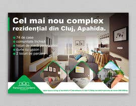 nº 56 pour Simple display banner tension fabric design for a real estate development par Mouradz10