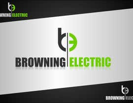 nº 34 pour Logo Design for Browning Electric Company Inc. par dimitarstoykov