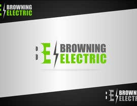 nº 33 pour Logo Design for Browning Electric Company Inc. par dimitarstoykov