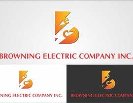 #19 untuk Logo Design for Browning Electric Company Inc. oleh wbconcepcion