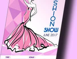 nº 71 pour Design a Flyer for a Fashion Show par phenixnhk
