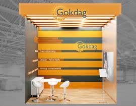 nº 15 pour Exhibiton Stand Design par beehive3dworks