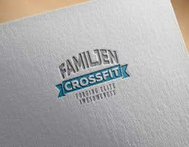 nº 2 pour Logo design Crossfit Gym par snooki01