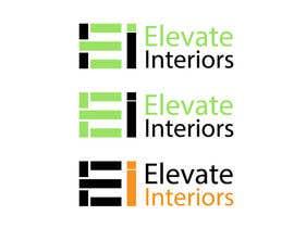 nº 4 pour LOGO DESIGN - Elevate Interiors par mouradyassin1
