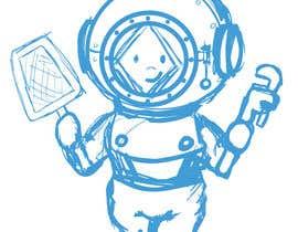 nº 1 pour Clean up a sketch and make a vectored image par dworker88