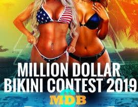 alexasvilkic tarafından Bikini Contest web graphics design with logo için no 3