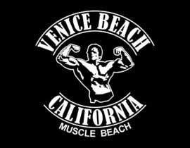 nº 10 pour Create Artwork: Venice Muscle Beach par nasta199630