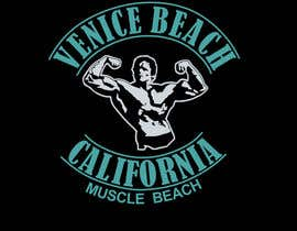 nº 11 pour Create Artwork: Venice Muscle Beach par nasta199630