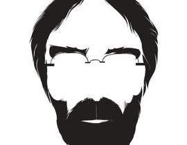 #70 cho Silhouete illustration of filmmaker Michael Haneke bởi biancajeswant