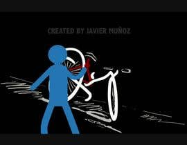 #4 for Turn my design into a stick figure animation by javiermc66