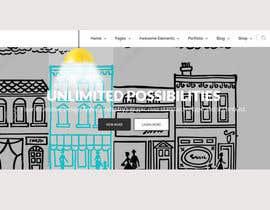 nº 5 pour Design for a website header par ramjanali892