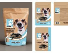 nº 4 pour Create Packaging Design for Hemp Based Dog and Cat Treats par HannaUkraine