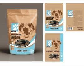 nº 5 pour Create Packaging Design for Hemp Based Dog and Cat Treats par HannaUkraine