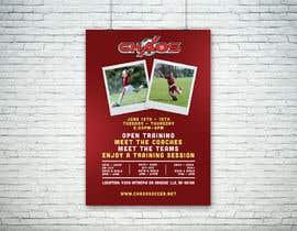 nº 11 pour URGENT Design a Flyer Advertising Open Training for our Club par marktiu66