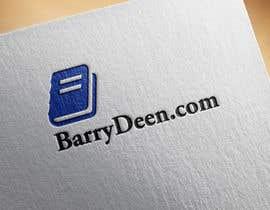 nº 73 pour Design a Logo for BarryDeen.com par masud13140018
