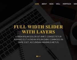 nº 10 pour Create a Landing Page par rasourav01