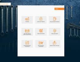 nº 9 pour Create a Landing Page par gabdel1