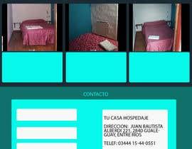nº 15 pour Concurso web básica para hospedaje par GrupoLiangiLLC