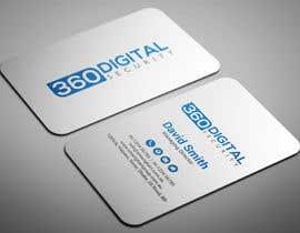 nº 314 pour Business card design par smartghart